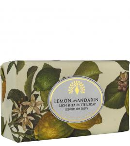 Vintage Lemon Mandarin Soap 200gr