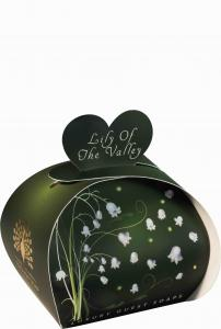 Luxury Small Soaps 60 g Lily of the Valley