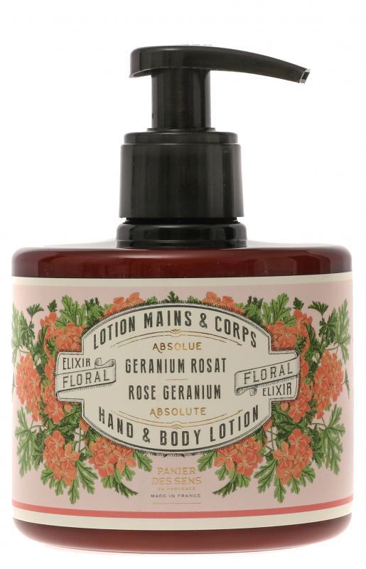 Hand Lotion Rose Geranium 300ml