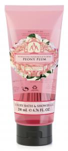 Bath & Shower Gel Peony Plum 200ml