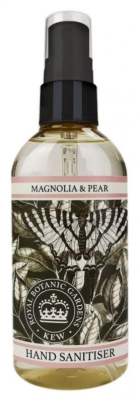 Hand Sanitiser spray Magnolia & Pear 100ml