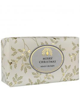 Vintage Merry Christmas Soap 200gr