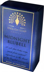 Pure Indulgence Soap 200g Midninght Bluebell