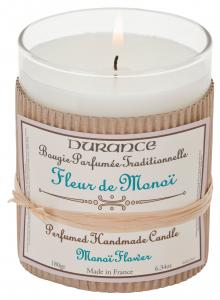 Handcraft Candle Monoï Flower 180gr