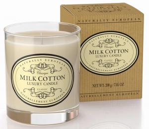 Candle Milk Cotton 200g