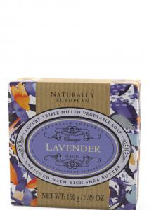 Wrapped Soap Lavendel 150g