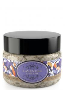 Bath Soak Salts Lavender 550g