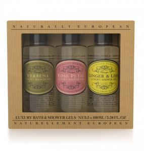 Mini Bath & Shower Gel Set