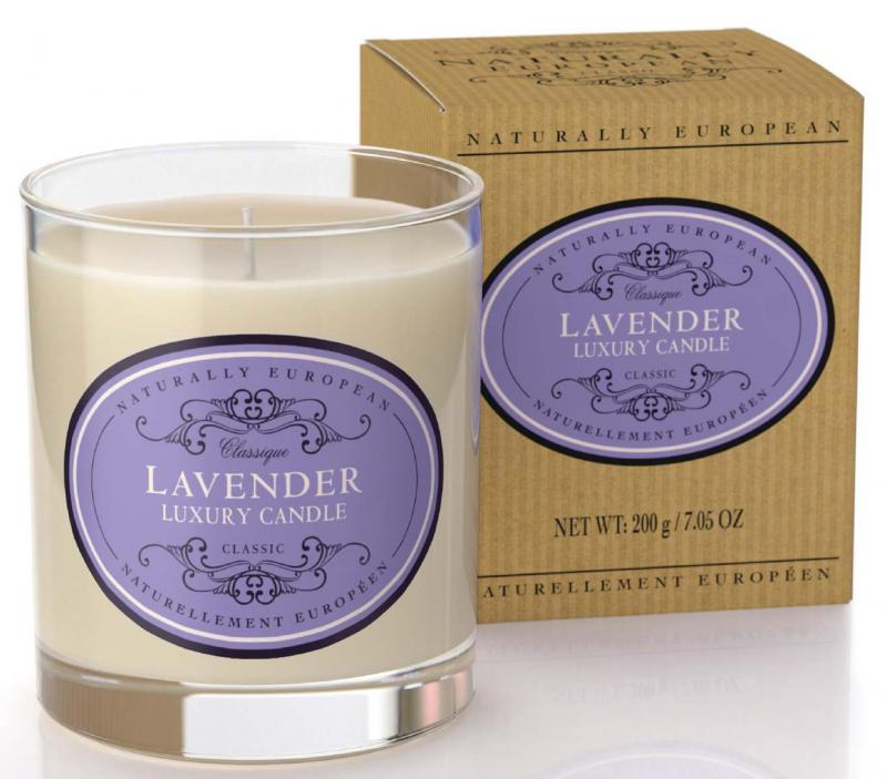 Candle Lavender 200g