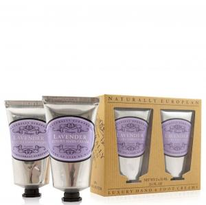 Hand Foot Cream Lavender 2x75m