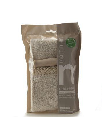 Exfolating Strap Sisal/Cotton