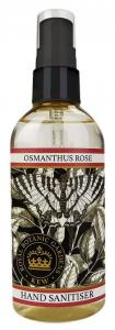 Hand Sanitiser spray Osmantus & Rose 100ml