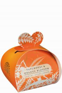 Luxury Small Soaps 60 g Patchouli & Orange Flower