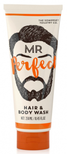 MR Hair & Body wash Mr Perfect Speamint & Patchouli 250ml