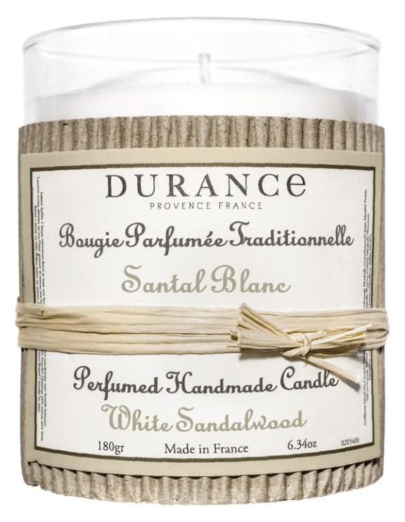 Handcraft Candle White Sandelwood180gr