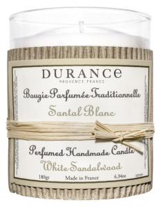Handcraft Candle White Sandelwood180gr