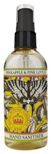 Hand Sanitiser spray Pineapple & Pink Lotus 100ml