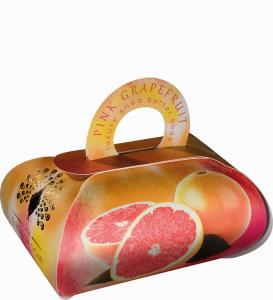 Luxury Bath Soap 260g Pink Grapefruit