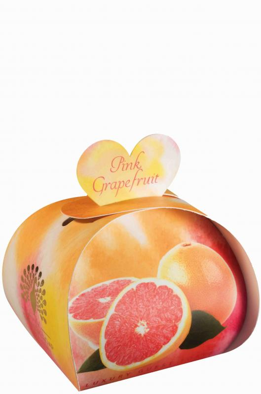 Luxury Small Soaps 60 g Pinkgrapefrui