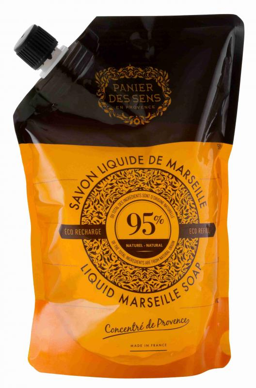 Refill Marseille Soap Soothing Provence 500ml