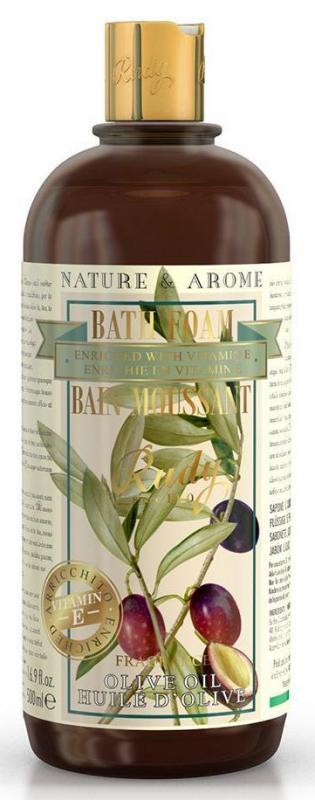 Bath & Shower Gel Olive Oil 500ml