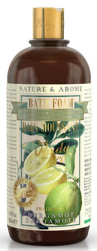 Bath & Shower Gel Bergamot 500ml