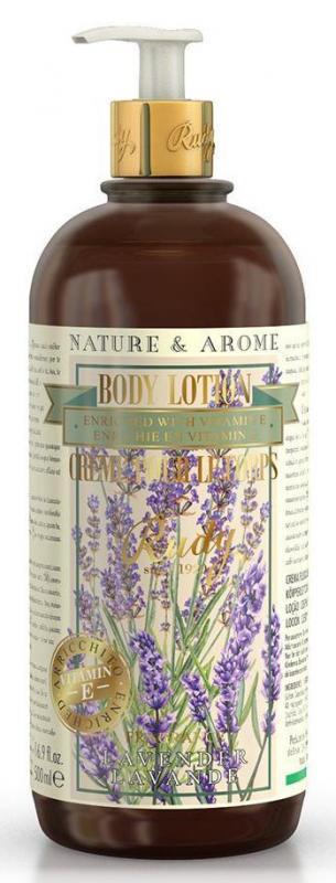 Hand & Body Lotion Lavender & Jojoba 500ml