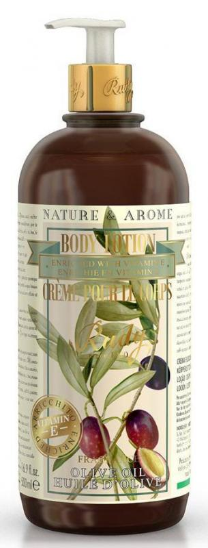 Hand & Body Lotion Olive Oil 500ml