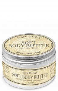 Soft Body Butter Flower Field 250ml