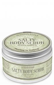 Salty Body Scrub Herbal Garden 350ml