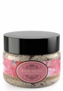 Bath Soak Salts Rose Petal 550g