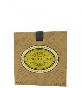 Scented Sachet Ginger & Lime