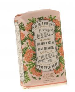 Soap Rose Geranium 150g