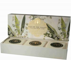 Soap in a Box Lily of the Valley 3 x100gr