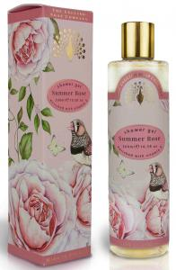 Shower Gel Summer Rose 300ml