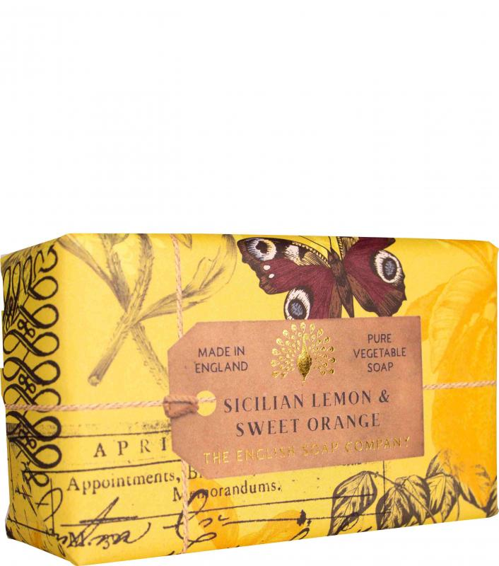 Anniversary Soap Sicilian Lemon & Seet Orange 200gr