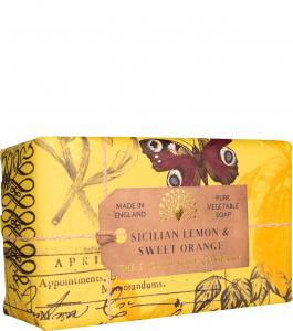 Anniversary Soap Sicilian Lemon & Seet Orange 200gr