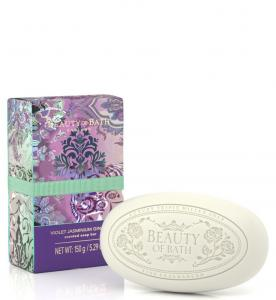 Soap Bar Violet Jasmine Ginger 150gr