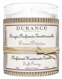 Handcraft Candle Soft Peony 180gr