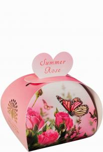 Luxury Small Soaps 60 g Summer Rose