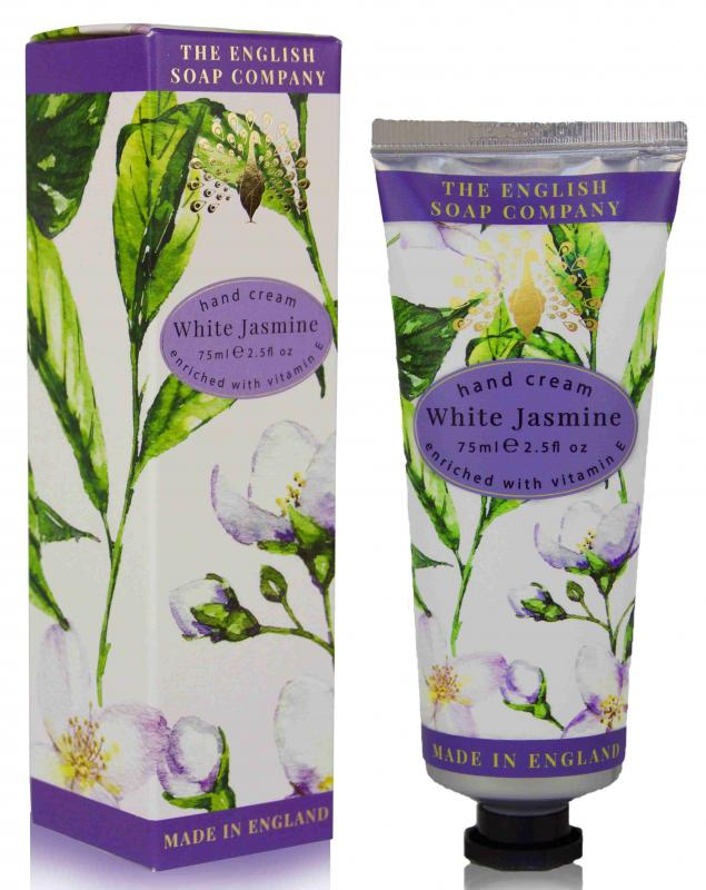 Hand Cream White Jasmine 75ml