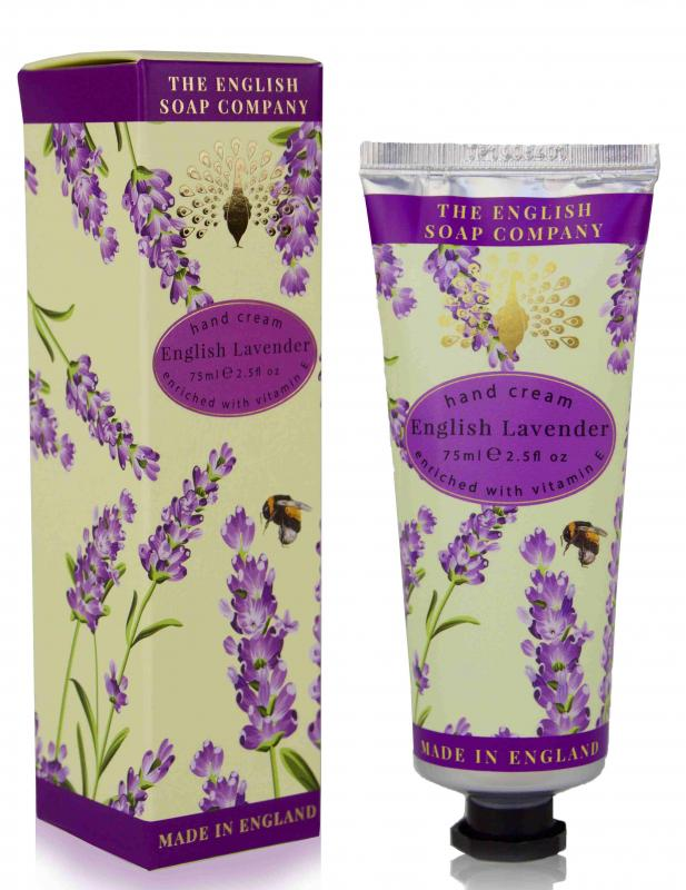 Hand Cream Enlish Lavender 75ml