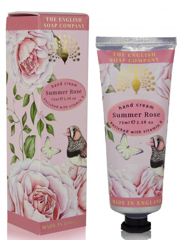 Hand Cream Summer Rose 75ml