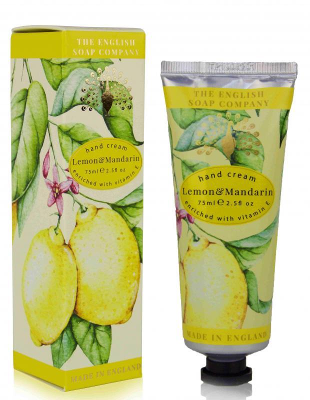 Hand Cream Lemon & Mandarin 75ml