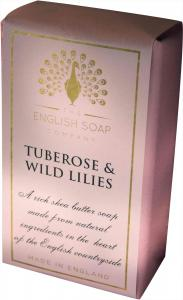 Pure Indulgence Soap 200g Tubrose & Wilde Lilies
