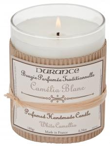 Handcraft Candle White Camellia 180gr