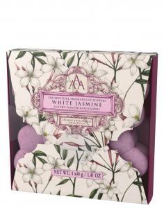 Bath Fizzser White Jasmine 30g