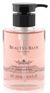 Hand Wash Vanilla Baies Roues 300ml