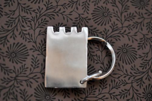 Nyckelring  Borg