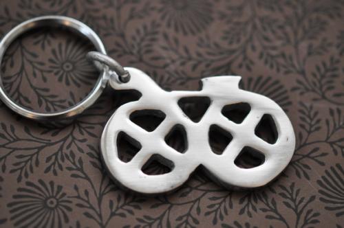 Nyckelring  Cykel